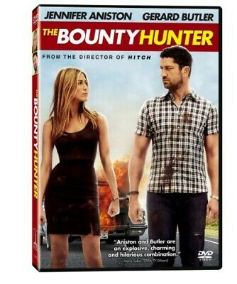 The Bounty Hunter (DVD, 2010) Jennifer Aniston, Gerald Butler, Joel Garland