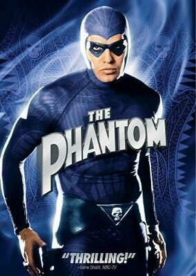The Phantom Used - Very Good Dvd