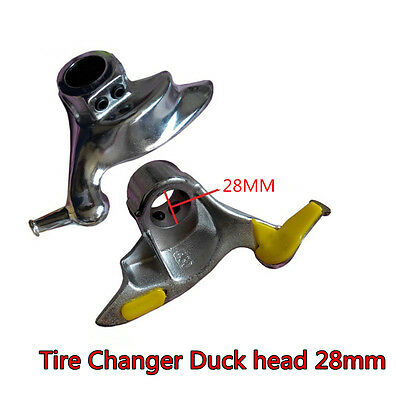 1pcs Car SUV Tyre Tire Changer Stainless Steel Mount Demount Duck Head Tool 28mm