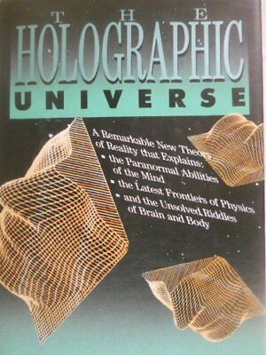 The Holographic Universe,Michael Talbot