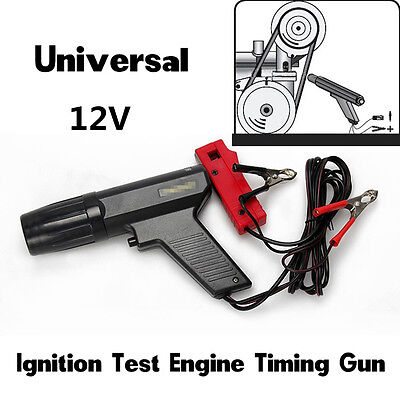 Universal Car Cylinder Ignition Test Engine Timing Gun Lights Diagnostic Tool