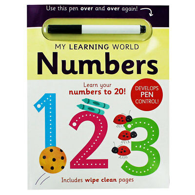 Numbers - My Learning World (Paperback), Children's Books, Brand New