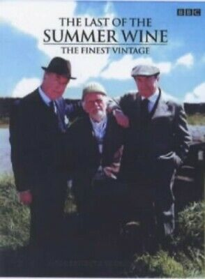 """""""Last of the Summer Wine"""": The Finest Vintage by Robert Ross Hardback Book The"""