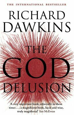 The God Delusion by Richard Dawkins Book The Fast Free Shipping