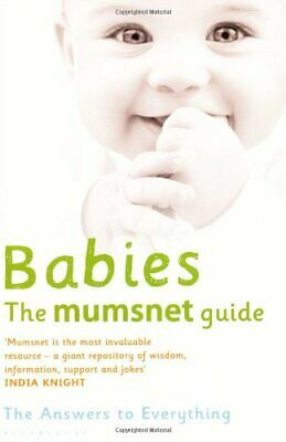 Babies: The Mumsnet Guide: A Million Mums' Trade Secrets by Mumsnet Paperback