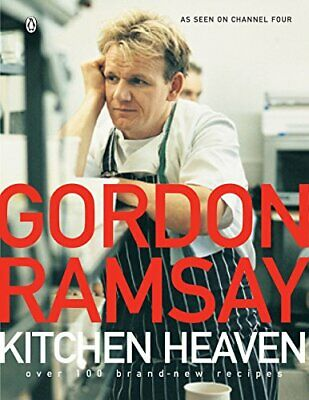 Kitchen Heaven: Over 100 Brand-new Recipes by Ramsay, Gordon Paperback Book The