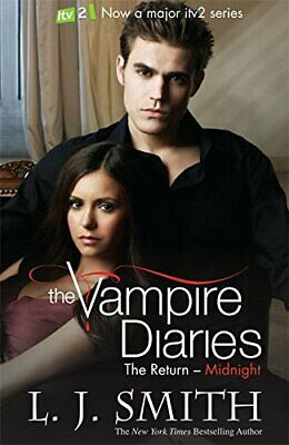 The Vampire Diaries: Midnight: Book 7, TV Tie In: 3/3 by J Smith, L Paperback