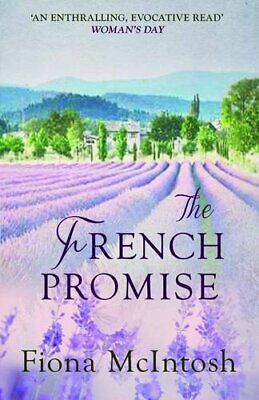 The French Promise by Fiona McIntosh Book The Fast Free Shipping
