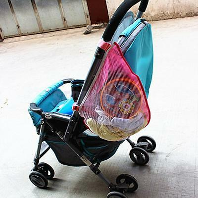 Universal Baby Trolley Storage Bag Stroller Carriage Pram Bottle Organizer