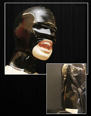 "★★★★ LATEXTIL ★★★★ Latexmaske ""OpenMouth"" LATEXTIL mask rubber NEW"