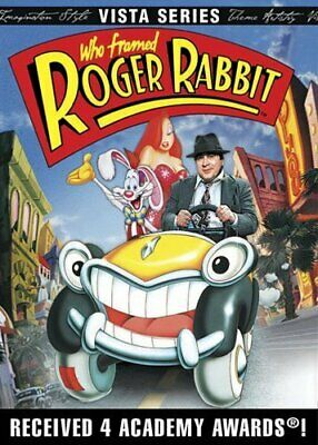 Who Framed Roger Rabbit [DVD] [1988] [Region 1] [US Import] [NTSC] -  CD GHVG