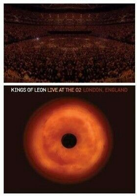 Kings of Leon - Live at the O2 Arena [DVD] [2009] -  CD SIVG The Fast Free