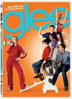 Glee: Complete Second Season [DVD] [US Import] [NTSC] -  CD AQVG The Fast Free