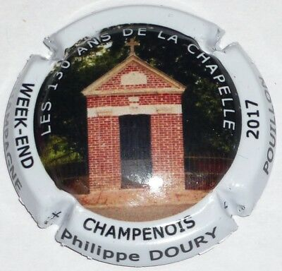 Capsule de Champagne: New !!!! DOURY Philippe , Week end Champenois 2017