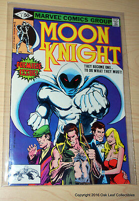 MOON KNIGHT 1-38 Marvel Comic books 1980 Series Complete Set VF-NM or better!