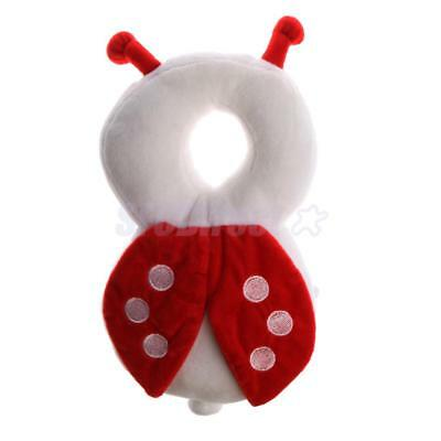 Safe Toddler Baby Head Back Neck Protection Pillow Headrest Cushion Walk Pad