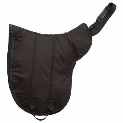 SADDLE CARRIER BAG Tough 1 Deluxe English 47T61-2026