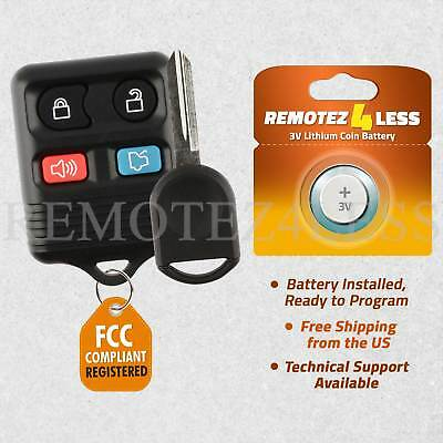 Remote for 2005 2006 2007 2008 2009 2010 2011 2012 2013 2014 Mustang Car Key Set