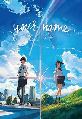 Your Name:movie New Blu-Ray/dvd