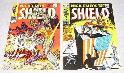 Nick Fury agent of Shield 2 13 see all scans
