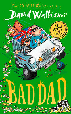 Bad dad by David Walliams (Hardback) Highly Rated eBay Seller, Great Prices