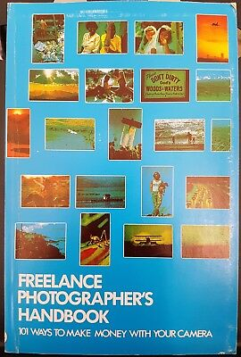 Freelance Photographers Handbook Camera Book New York Institute of Photography