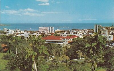 Postcard - Panama / View of Panama City from Ancon, Canal Zone