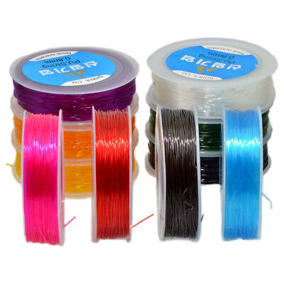 Korean Strong Stretchy Elastic String Cord Thread For Diy Bracelet Jewelry