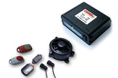 Gemini 862 Remote Car Van Alarm with Ultrasonic Sensors and Engine Immobiliser