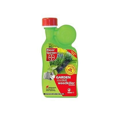 Garden Rootkill Concentrated 500ml