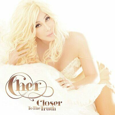 Cher - Closer To The Truth - Cher CD 4QVG The Fast Free Shipping