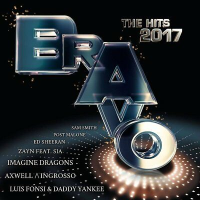Bravo the Hits 2017 (Doppel CD) - NEU & OVP