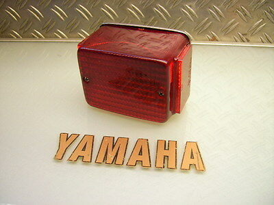 Original Yamaha Xt 250 Xt 550 Xt 600 Rücklicht Stop Rear Lamp Light Taillight