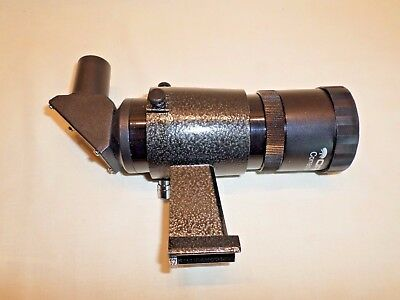 Orion 07212 9x50mm Right-Angle Correct-Image Finder --Black--Tested/Works