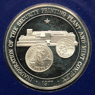 """Philippines 50 Piso 1977 """"Mint"""" Silver Gem Proof"""