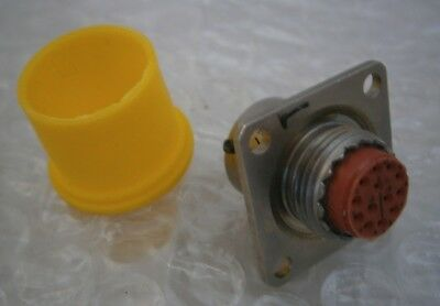 Bendix NLS0T10-35P, E0204286, Connector without Contacts