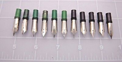 Judd's Lot of 11 NEW Old Stock Esterbrook Nibs