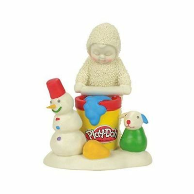 Dept 56 Snowbabies Guest Collection New 2017 PLAY-DOH PALS Snowbaby 4057681