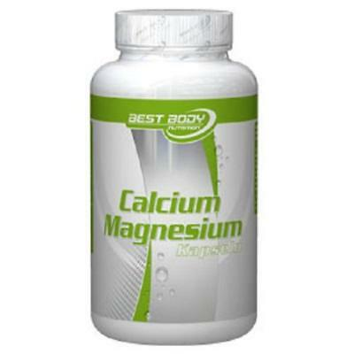 Best Body Nutrition Calcium 12,11€/100g Magnesium  100 St