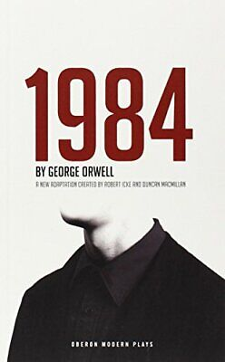 1984 (Oberon Modern Plays) by Orwell, George 1783190612 The Fast Free Shipping