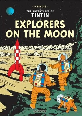 Explorers on the Moon (The Adventures of Tintin) (Hardcover), Herge, 9781405208.