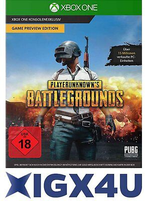Xbox One Playerunknown's Battlegrounds PUBG Xbox 1 Key Digital Code