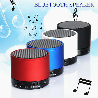 SUPER BASS Portable Wireless Bluetooth Speaker Stereo For Samsung iPhone iPad PC