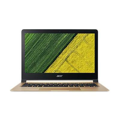 "158929 Acer Swift 713-51-M3Bp 1.20Ghz I5-7Y54 13.3"" 1920 X 1080Pixel Nero, Oro C"
