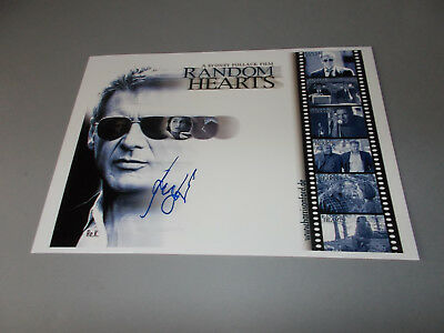 Harrison Ford  signiert signed autograph  Autogramm auf  20x28 Foto in person