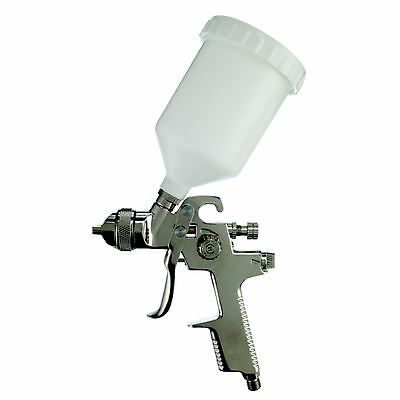 Fast Mover FMTAB17G 1.7mm Nozzle Tip HVLP Air Gravity Feed Paint Spray Gun