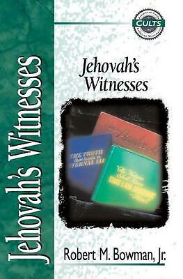 Jehovah's Witnesses by Robert M. Bowman (English) Paperback Book Free Shipping!