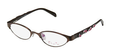 40f1973d2a19 New Thalia Querida Stunning Sleek For Girls Teens Cat Eye Eyeglass Frame/ Glasses