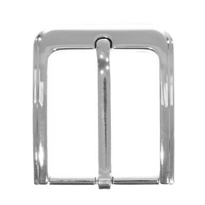 Craft County Metal Alloy Belt Buckle - Available in Silver or Gunmetal Finish