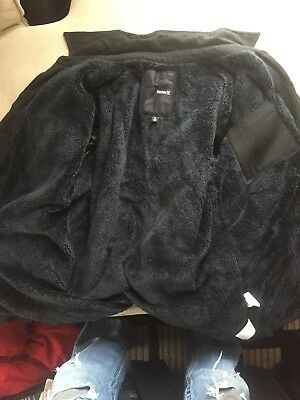 hurley jacket Mens Size Large